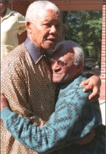 Nelson Mandela and Desmond Tutu Forgiveness